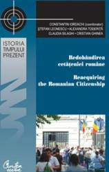 Redobandirea cetateniei romane - Constantin Iordachi