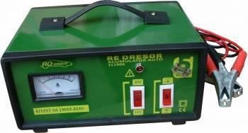 Redresor auto RoGroup 5A/12V Compresoare Redresoare and Accesorii