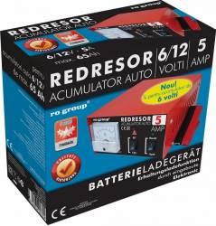 Redresor auto RoGroup 5A/6-12V max 65Ah Compresoare Redresoare and Accesorii