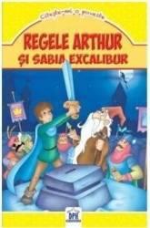 Regele Arthur si sabia Excalibur - Citeste-mi o poveste