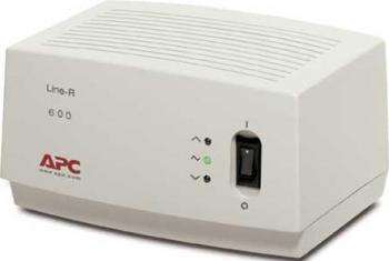 Regulator voltaj automat APC Line-R 600VA Accesorii UPS