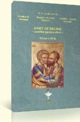 Religie clasa 4 caiet auxiliar - Vasile Nechita Dumitru D. Paraiala