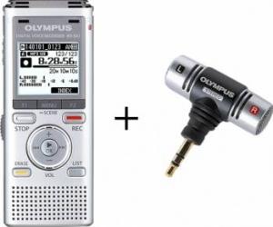 Reportofon Olympus WS-831 + Microfon ME51S