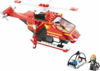 SLUBAN Elicopter de salvare Jucarii
