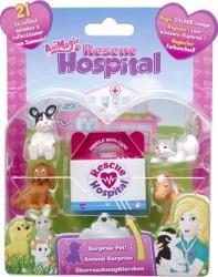 Rescue Hospital Animagic Blister cu 5 figurine Machete