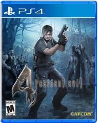 RESIDENT EVIL 4 - PS4 Jocuri