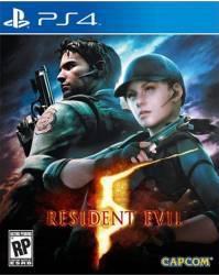RESIDENT EVIL 5 - PS4 Jocuri