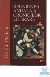 Reuniunea anuala a cronicilor literare - Ovidiu Pecican Carti
