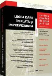 Revista romana de drept privat Nr. 1 din 2017