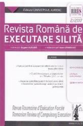 Revista romana de executare silita 2 din 2017 - Garbulet Ioan Huruba Eugen