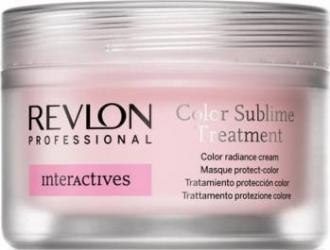 Revlon Professional Color Sublime Radiance Treatment Cream - Tratament Pentru Parul Vopsit Tratamente de par