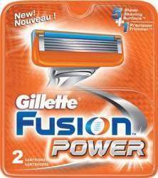 Rezerva aparat de ras Gillette Fusion Manual 2 buc aparate de ras clasice