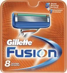 Rezerva aparat de ras Gillette Fusion Manual 8 buc Aparate de ras clasice