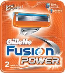Rezerva aparat de ras Gillette Fusion Power 2 buc
