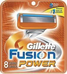 Rezerva aparat de ras Gillette Fusion Power 8 buc