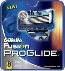 Rezerva aparat de ras Gillette Fusion Proglide manual 8 buc Aparate de ras clasice