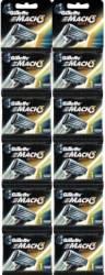 Rezerva aparat de ras Gillette Mach3 card 10 buc Aparate de ras clasice