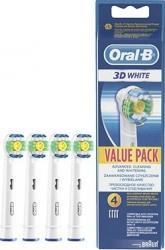 Rezerva periuta electrica Oral B EB18 3D White 4buc Accesorii ingrijire dentara