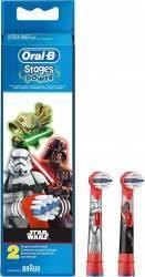 Rezerva Periuta Electrica Oral-B pentru Copii Star Wars EB10 2buc Accesorii ingrijire dentara