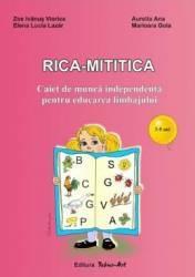 Rica-Mititica 3-5 ani - Zoe Ivanus Viorica Aurelia Ana