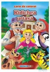 Ridichea uriasa - Carte de colorat ed. 2012 2.5