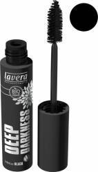 Rimel bio Lavera negru intens Deep Darkness 13 ml Make-up ochi