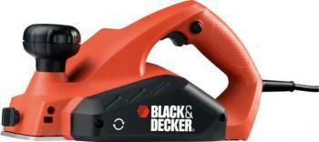 Rindea electrica Black and Decker KW712 650W Slefuitoare si rindele