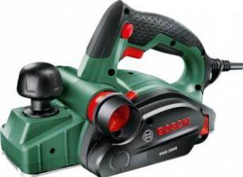 Rindea electrica Bosch PHO 2000 680W Slefuitoare si rindele