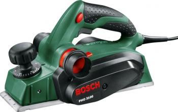 Rindea electrica Bosch PHO 3100 750 W Slefuitoare si rindele