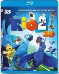 Rio 2 BluRay Combo 3D+2D 2014 Filme BluRay
