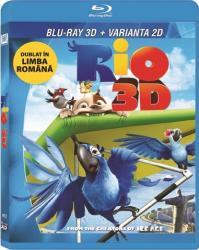 Rio BluRay 3D 2011 Filme BluRay 3D