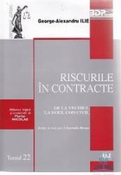 Riscurile in contracte - George-Alexandru Ilie Carti