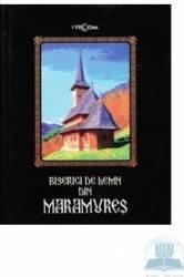 Ro+fr  Biserici De Lemn Din Maramures