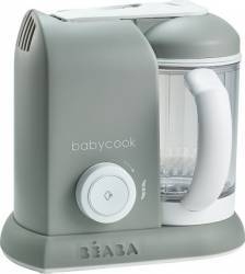 Robot Babycook Solo Gri Beaba Alimentatie