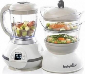 Robot multifunctional 5 in 1 Nutribaby Cream Alimentatie