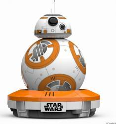 Robot Sphero BB-8 cu aplicatie Star Wars