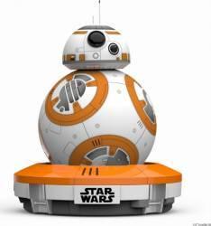 Robot Sphero BB-8 cu aplicatie Star Wars