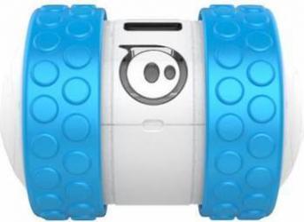 Robot Sphero Ollie cu Aplicatie Albastru Gadgeturi