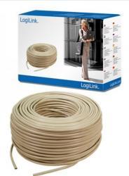 Rola cablu FTP Logilink cat 5E 305m CPV0016 Cabluri Retea