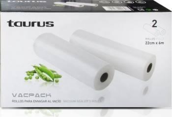 Role de pungi de vidat alimente Taurus Vacpack Aparate de vidat si Accesorii