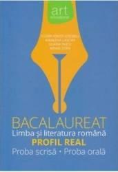 Romana - Bacalaureat Limba si literatura romana Profil real - Florin Ionita Marilena Lascar Liliana Paicu MIhail Stan