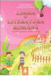 Romana clasa 4 - Auxiliar roz citire-lectura - Viorica Paraiala Dumitru D. Paraiala