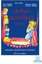 Romana clasa 4 Comunicare - Elena Nica Dora Baiasu