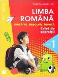Romana Cls 1 Caiet de exercitii - Valentina Irinel Filip