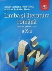 Romana Cls 10 - Adrian Costache Florin Ionita M.N. Lascar Adrian Savoiu