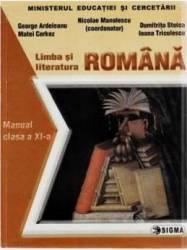 Romana Cls 10 - Nicolae Manolescu George Ardeleanu Matei Cerkez Dumitrita Stoica