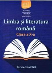 Romana cls 10 - Perspectiva 2020 - Florin Ionita Marilena Lascar