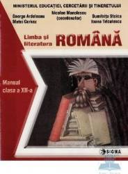 Romana Cls 12 - Nicolae Manolescu