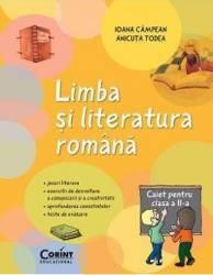 Romana Cls 2 Caiet - Ioana Campean Anicuta Todea