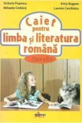 Romana Cls 2 Caiet - Victoria Popescu Anny Bugean